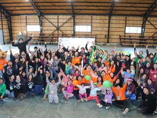 Alcalde visita a niñas y niños que disfrutan de Vacaciones de Invierno en Puerto Nuevo