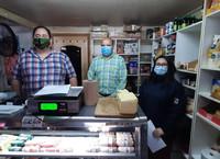 "40 familias se integraron a plan piloto Municipal ""Billetera de Barrio"""