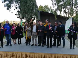 Casi un centenar de vecinos estuvieron presentes en inauguración de sede de JJVV del sector de Traig