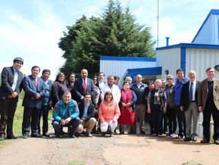 Alcalde Inauguró mejoramiento realizado a posta de Pilpilcahuín