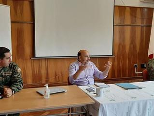Alcalde Pinuer solicita aumentar las medidas sanitarias en la comuna