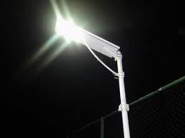 Casi 300 luminarias led comenzarán a ser instaladas en dos importantes puntos de la comuna