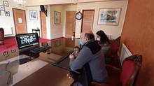 Alcalde Pinuer confirma que por ahora no habrá retorno presencial a clases en la comuna