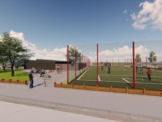 En marzo comenzará proyecto que habilitará área verde para población Llollelhue Sur