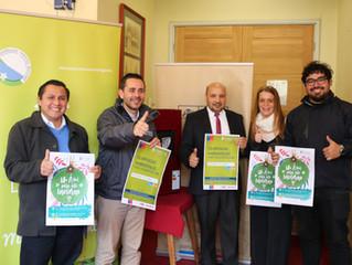 Alcalde y Seremi del Campo, realizan lanzamiento de las primeras Olimpiadas Medio Ambientales de la