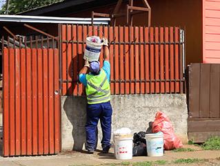 Municipio de La Unión transfiere fondos para bono de trabajadores de Aseo