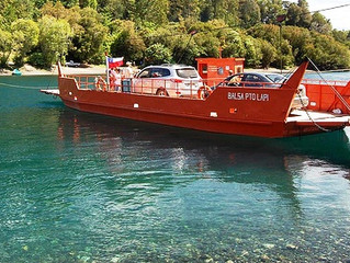 Concejo aprobó que balsa de Puerto Lapi se traslade a la ciudad de Valdivia para ser adaptada y mode