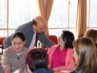 Alcalde desayuna con emprendedoras que se adjudicaron fondos Municipales para sus proyectos