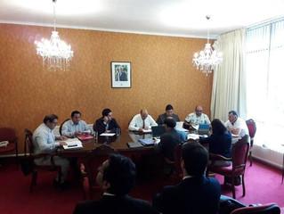 Ocho deportistas de la comuna fueron beneficiados con Beca Deportiva Municipal