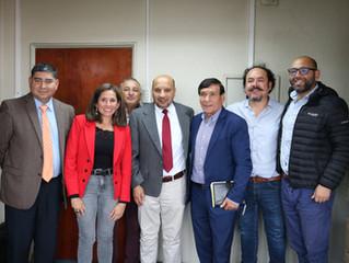 Asociación de Municipios La Unión-Corral cumple su segundo año de vida