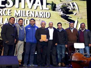 Fernando Ubiergo emocionó al público en cierre de la XIX versión del Alerce Milenario