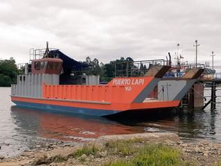 En enero próximo se entregará embarcación para Llancacura