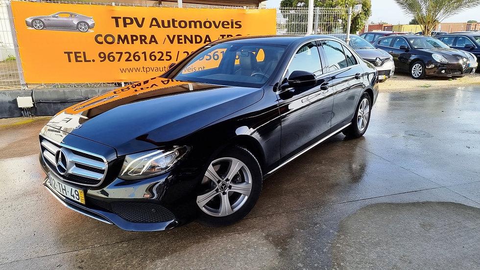 Mercedes-Benz E 220 D Avantgarde 9G-T Cx. Aut. (194 CV)