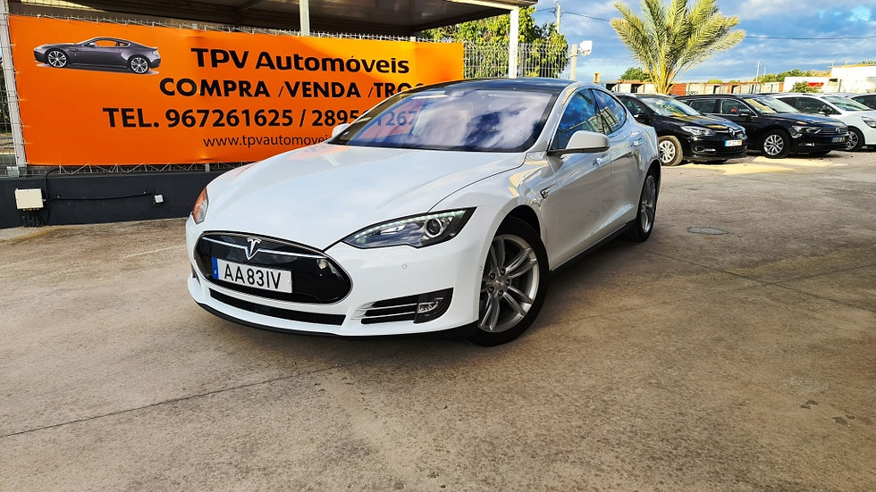 Tesla Model S 85 367cv Autopilot