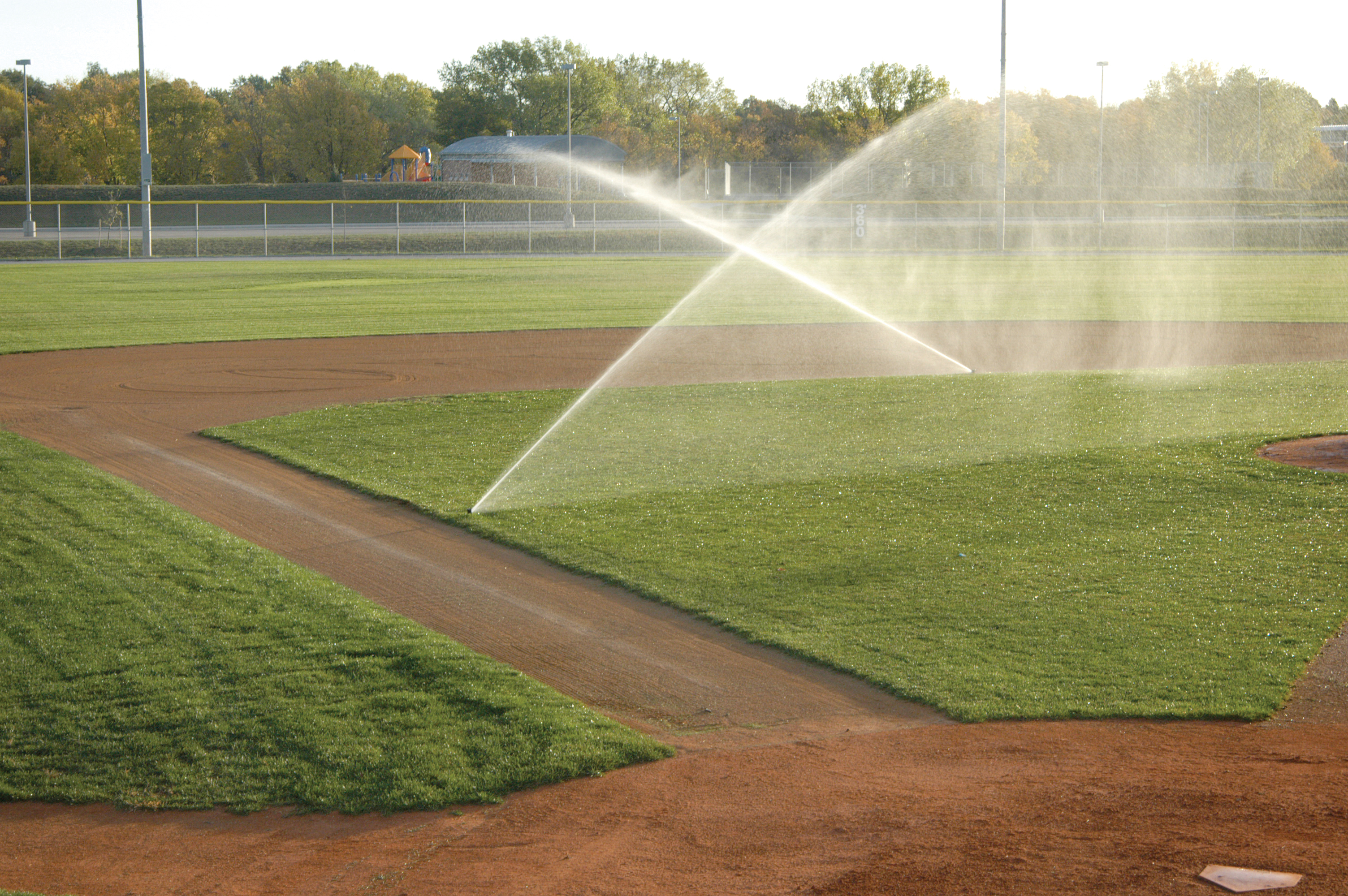 Commercial Systems & Athletic Fields