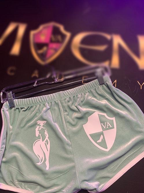 Teal VA Shorts