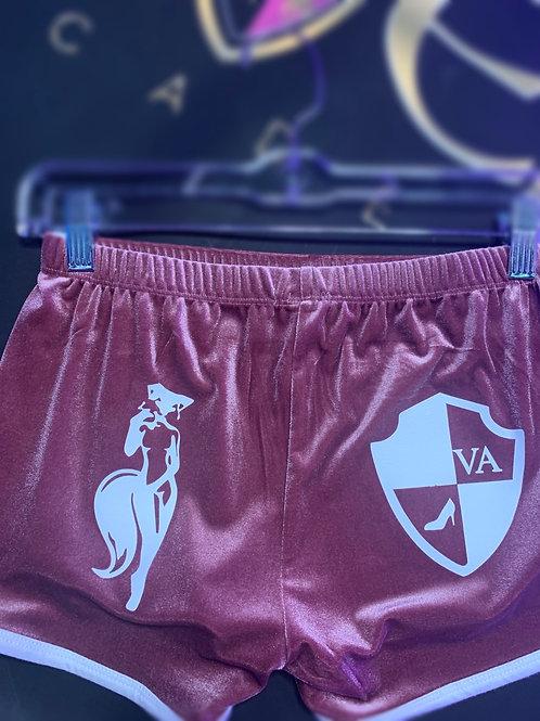 Pink VA Shorts