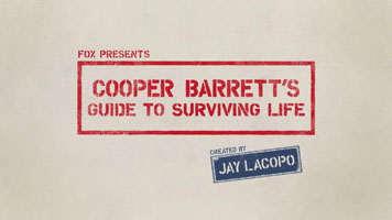 Cooper Barrett's Guid to Surviving Life
