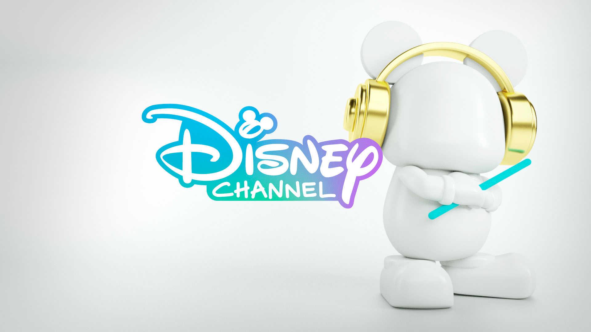 Disney Channel Wand ID