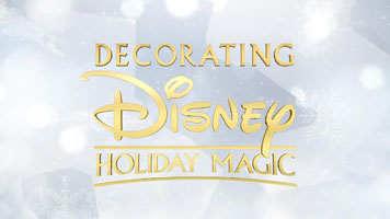 Decorating Disney