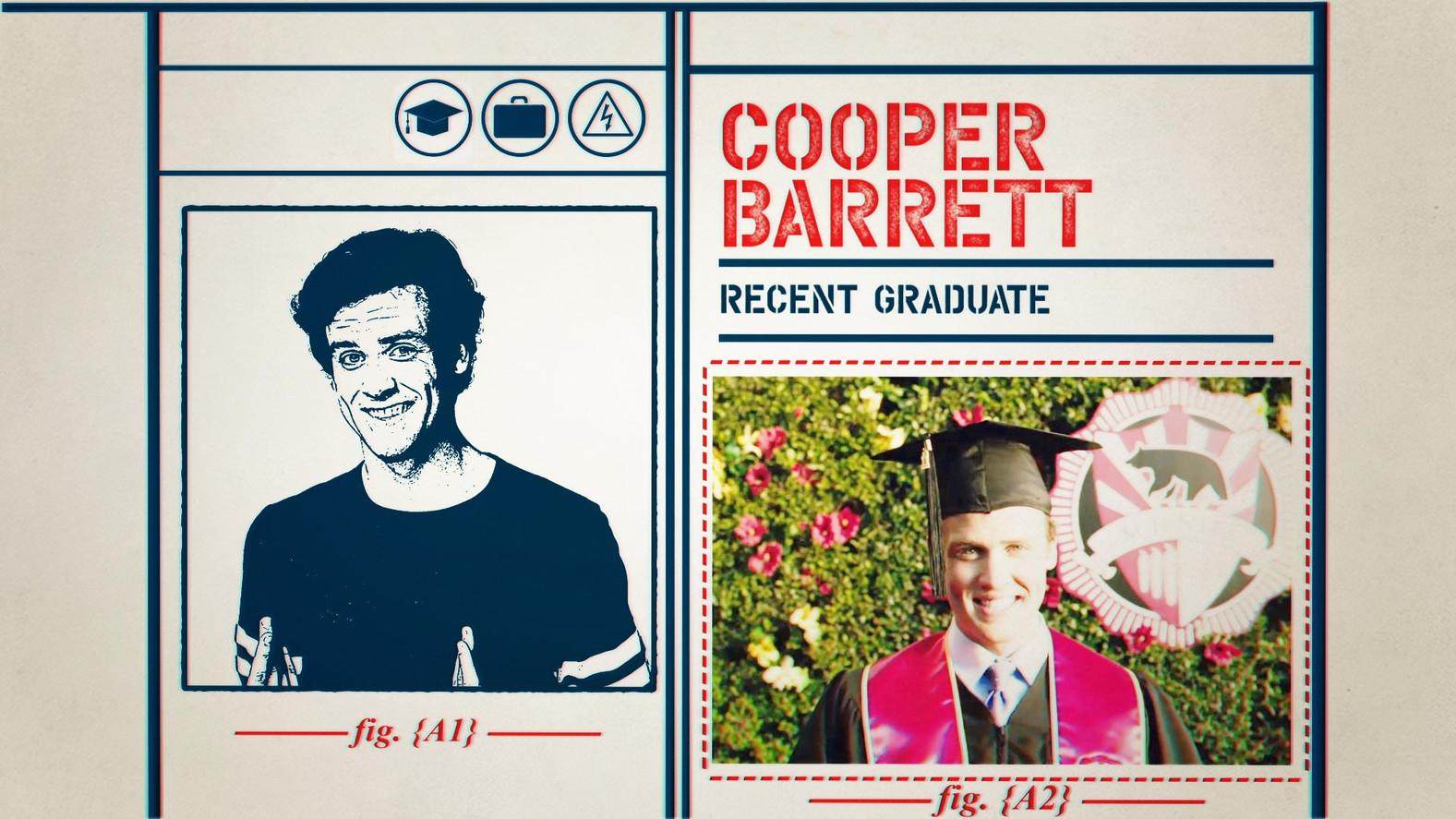 Cooper Barrett's Guide to Surviving Life