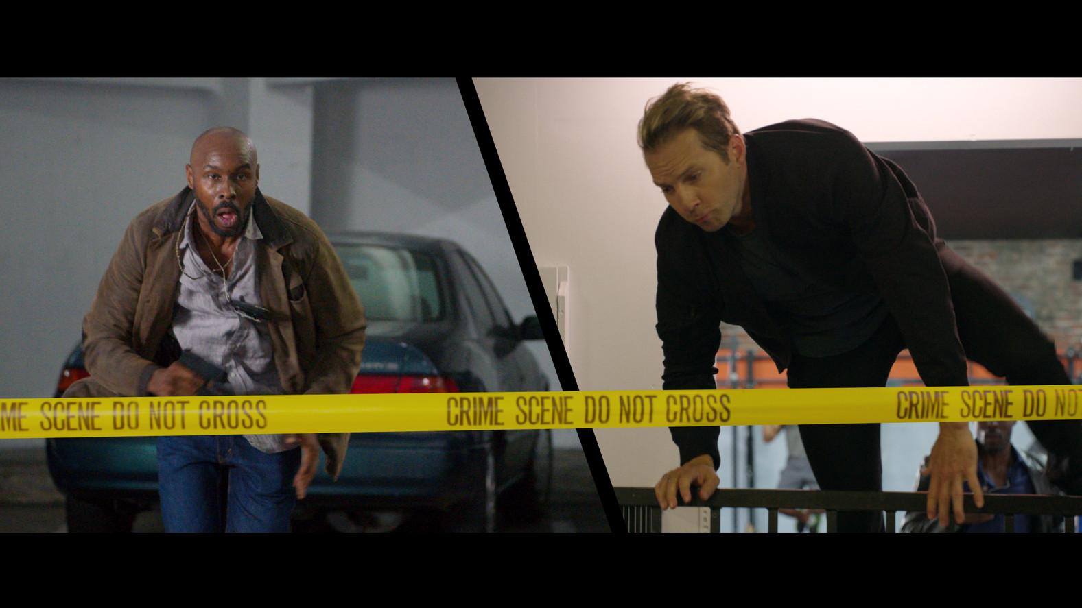 Ryan Hansen Solves Crimes