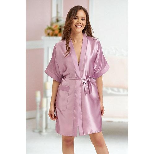Purple Zoe Gown