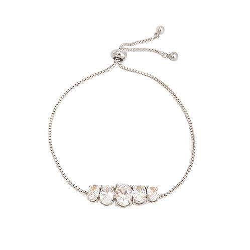 'Shine Bright' Platinum Plated Bracelet