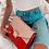 Thumbnail: Red/Pink Elodie Bag