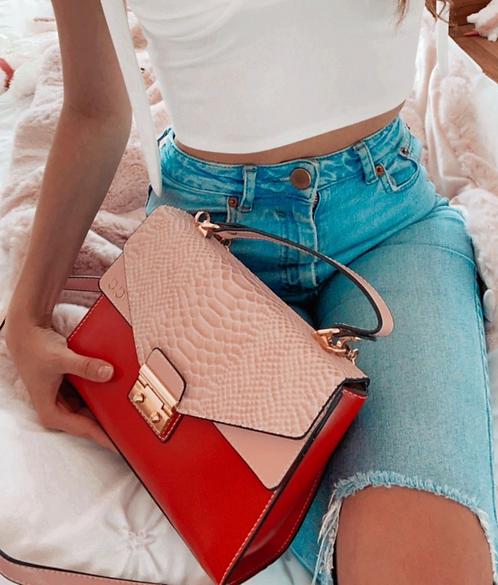 Red/Pink Elodie Bag