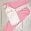 Thumbnail: Pink Embroidered Children's Pyjamas