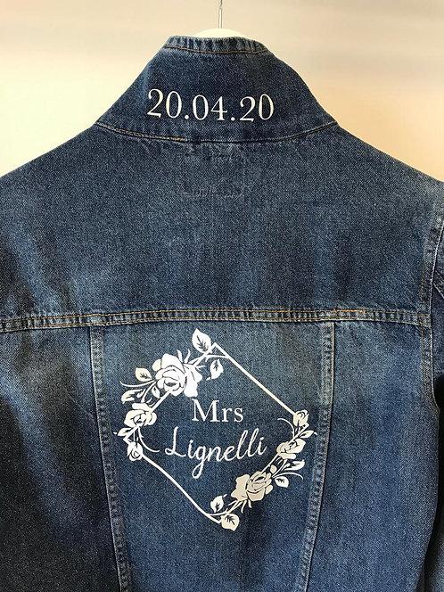 Bridal Denim Jacket