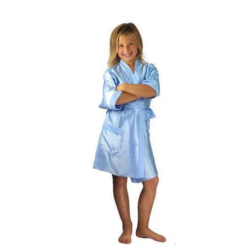 Blue Children's Zoe Gown