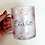 Thumbnail: Primrose and Honeysuckle Print Personalised Mug