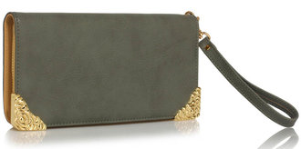 Grey Sophie Purse