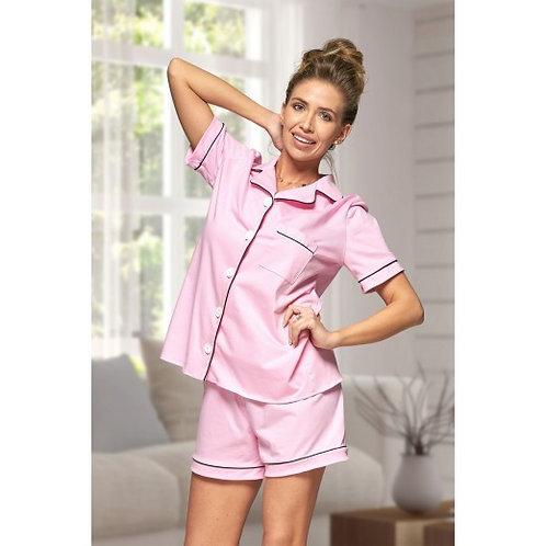 Pink Cotton Hannah Pyjamas