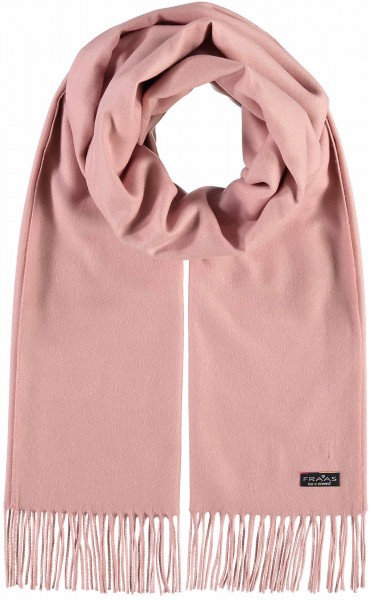 Pink Wide Scarf