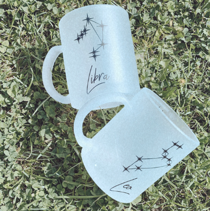 Zodiac Star Sign Personalised Mug