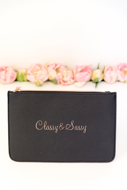Classy and Sassy Large Pouch
