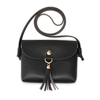 Black Tessie Bag