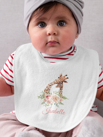 sublimated-bib-mockup-featuring-a-baby-g