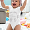 Thumbnail: Personalised Little Mice Baby Grow