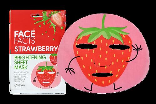 Strawberry Sheet Face Mask