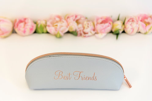 Best Friends Makeup Brush Case
