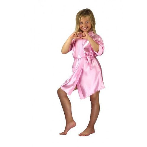 Pink Children's Zoe Gown