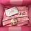 Thumbnail: Pink Rachel Pyjamas