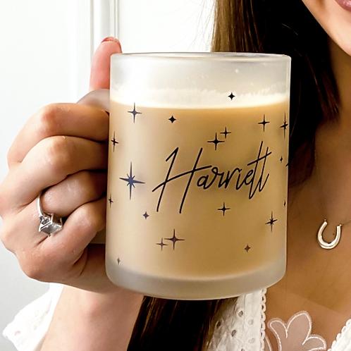 Stars and Moon Personalised Mug