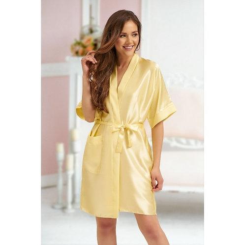 Yellow Zoe Gown