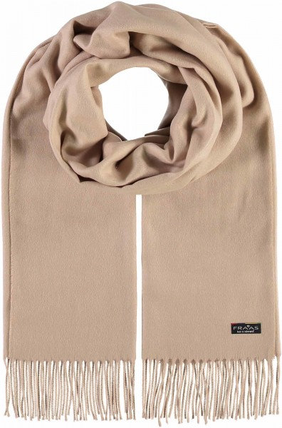 Oatmeal Wide Scarf