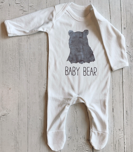 Baby Bear Baby Grow